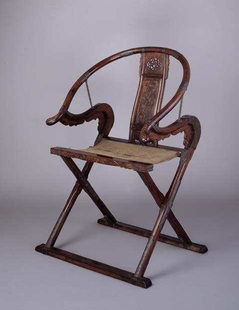 folding chair china 1580 1640 i have a minature of this chair rh pinterest com