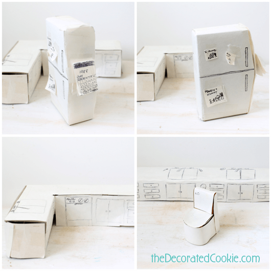 doll house furniture ideas a roundup of diy doll house furniture rh pinterest com