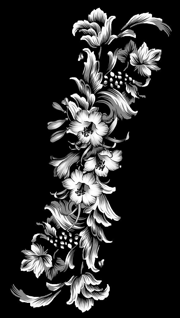 удовольствием длинный цветок рисунок взялось такое
