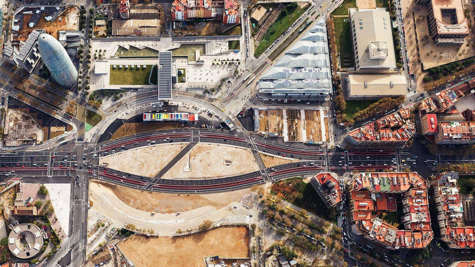 Plaça De Les Glories Desembre De 2014 Mataro Urban Planning Barcelona