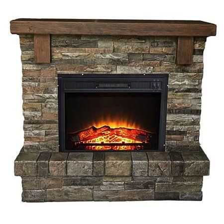 home in 2019 products stone electric fireplace faux stone rh pinterest com