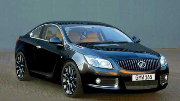 2016 Buick Grand National Gnx I Hope They Come Back Out With This