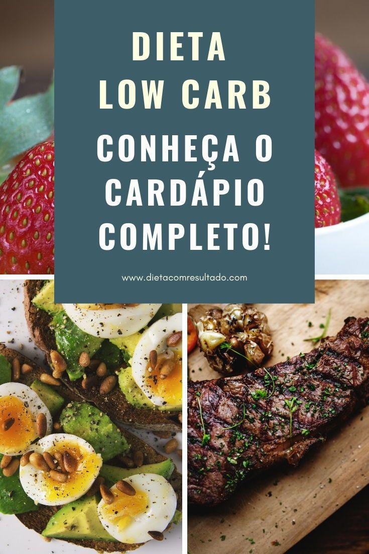 Dai un'occhiata al menu completo della dieta a basso contenuto di carboidrati! Maggiori informazioni nella nostra guida completa …