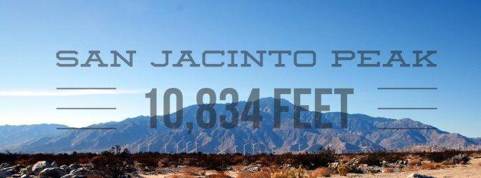 San Jacinto Peak via Marion Mountain