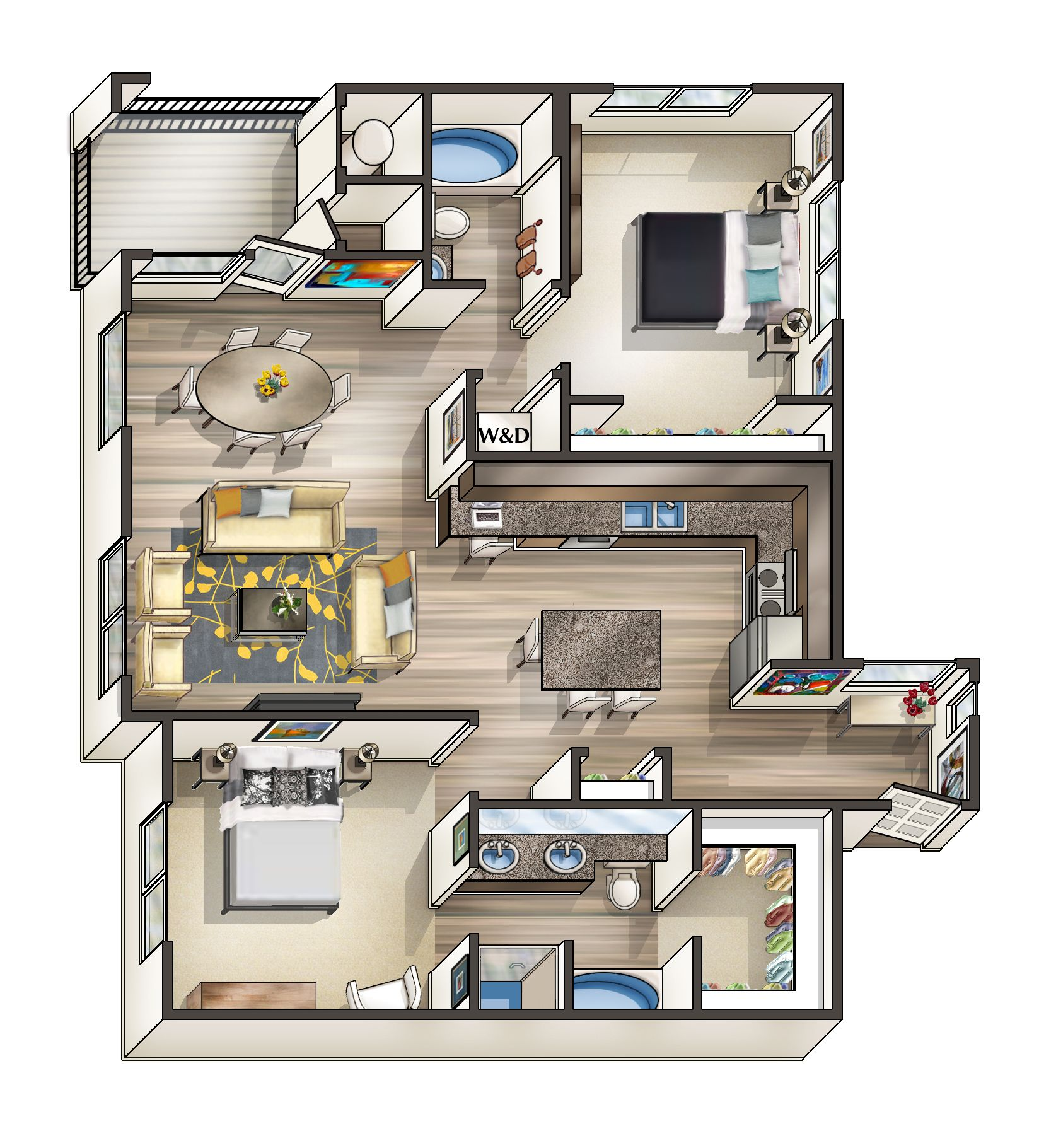 500 sq ft house plans 2 bedrooms - Google Search | Garage ...