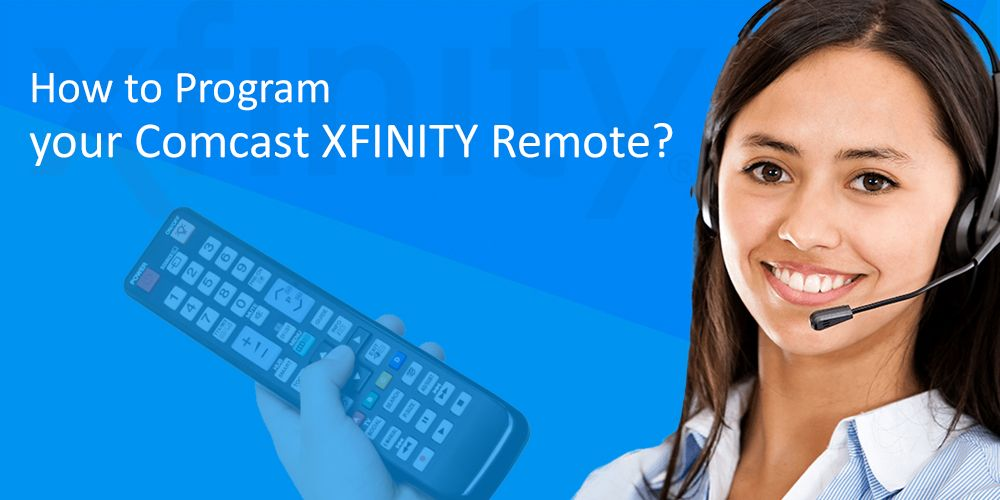 How to Program your Comcast XFINITY Remote? (With images
