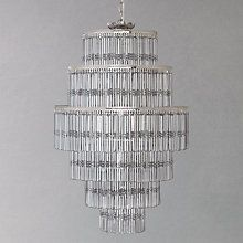 Buy john lewis athenea chandelier online at johnlewis pendant buy john lewis athenea chandelier online at johnlewis mozeypictures Image collections