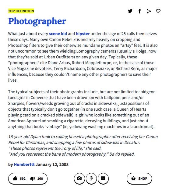 Photographer Photographer Job Description Photographer Photoshop Filters