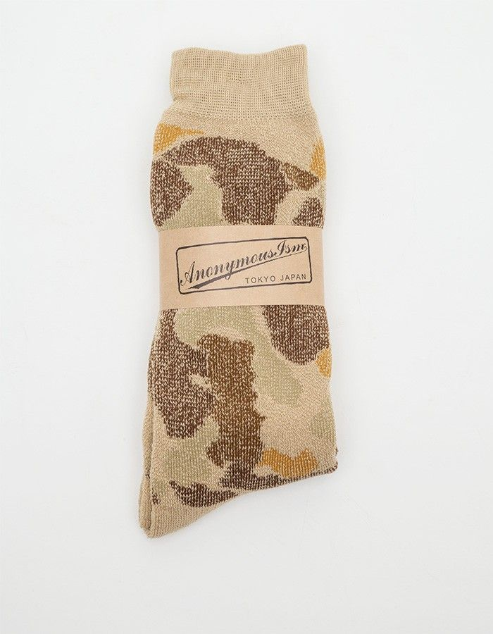 DUCK HUNTER CAMO SOCKS BY ANONYMOUS ISM