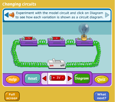 Build A Circuit Online Ks2 - Wiring Diagram For Light Switch •
