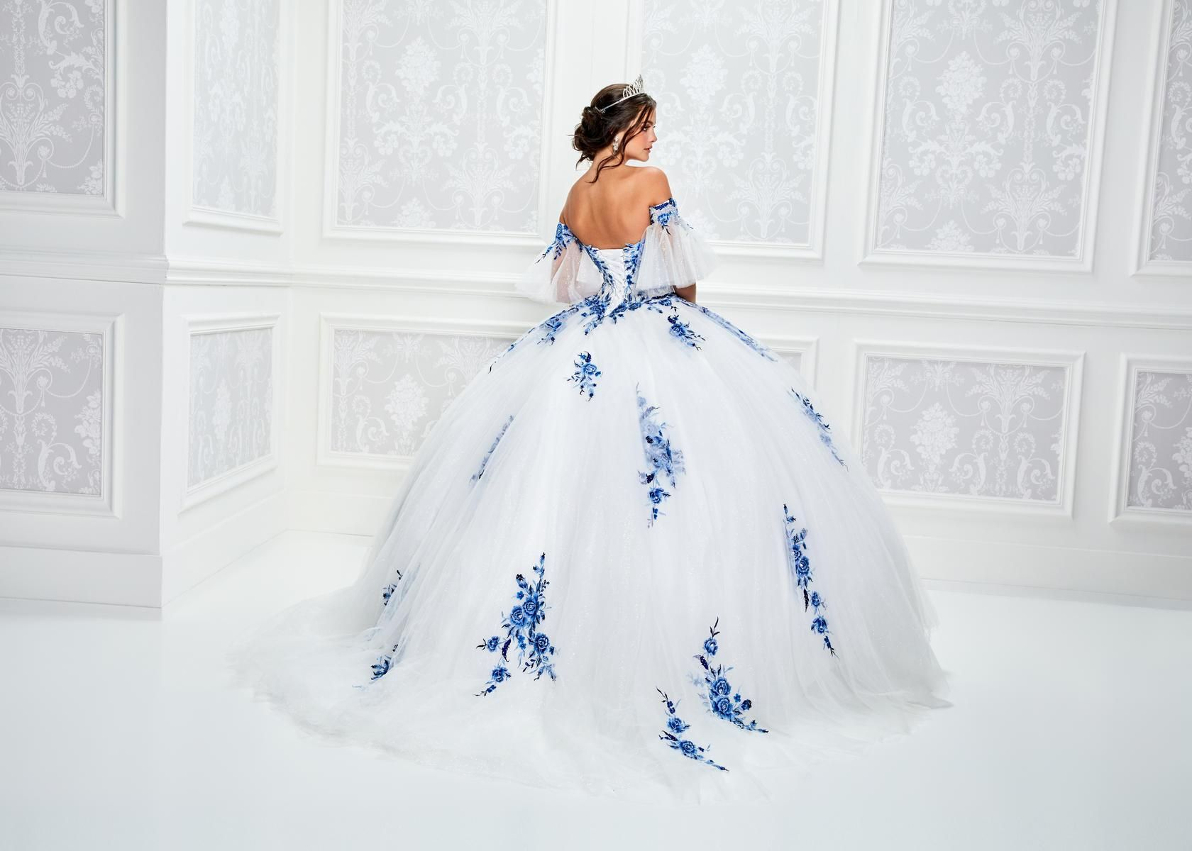 Quinceanera Dress Pr11928 Princesa In 2021 Dresses Quinceanera Dresses Sweet 15 Dresses [ 1200 x 1680 Pixel ]