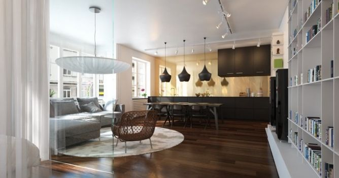 Making of Archinteriors vol  27 scene 1 - Evermotion org | 3D