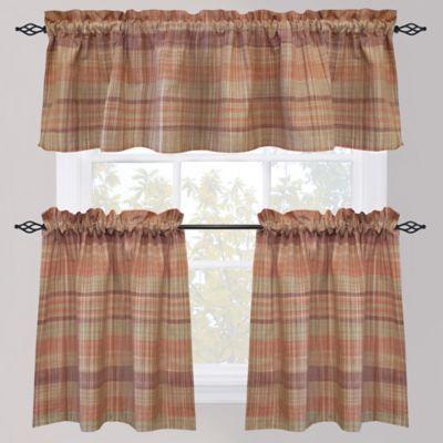 park b smith sumatra cafe window curtain tier pair rh pinterest com