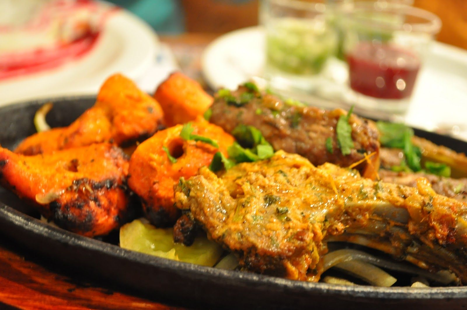 Delhi Grill Review Islington Chapel Market Indian
