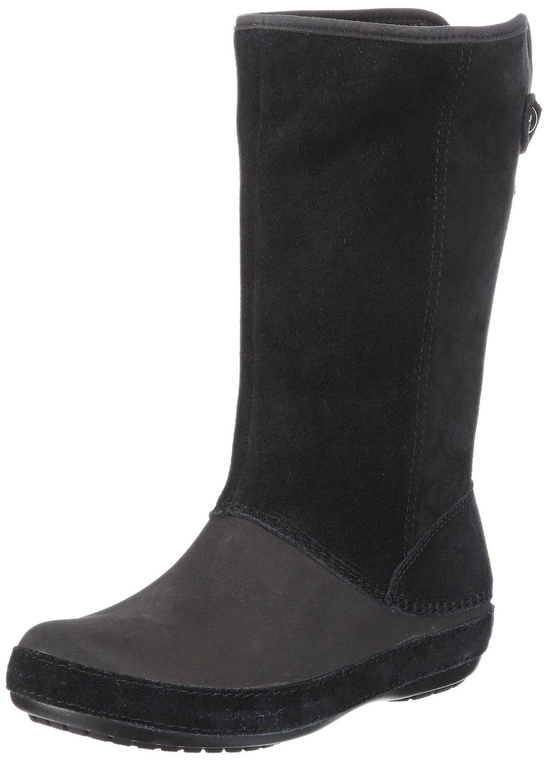 crocs Women's Berryessa Tall Suede Boot * Read more  at the image link.