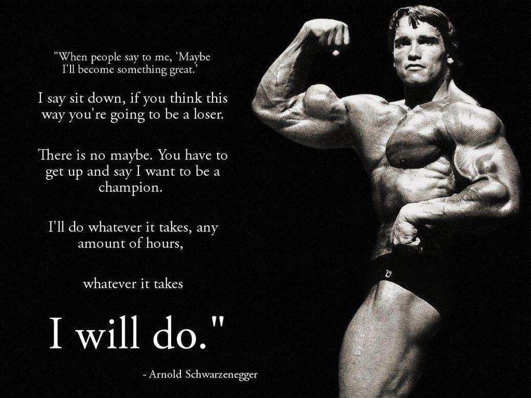 Amazon Arnold Schwarzenegger Inspiration Bodybuilding Poster 17