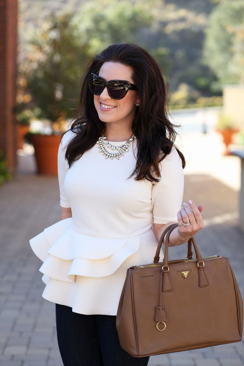 cream-peplum-top-2014-fashion-trends-king-and-kind-style-blog-san-diego-house-of-harlow-chelsea-sunglasses-