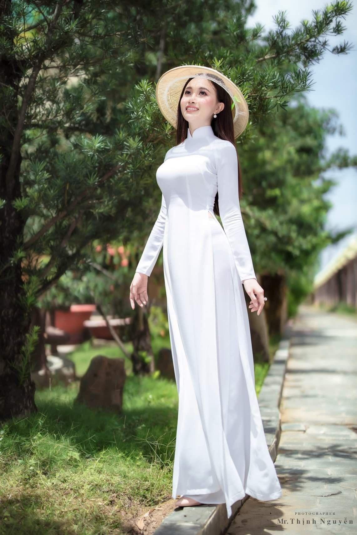 Vietnamese long dress, Pakistani