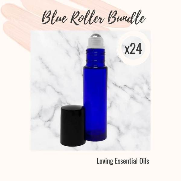 Recipes For Essential Oil Roller Bottles - Free Printable Guide