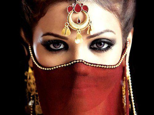 Arab/pakistani makeup