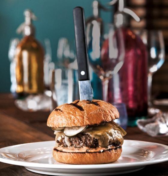 Best Burgers in SF - 7x7 list