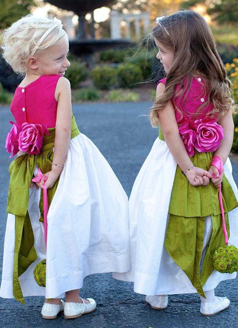 Trending Flower Girl Dresses