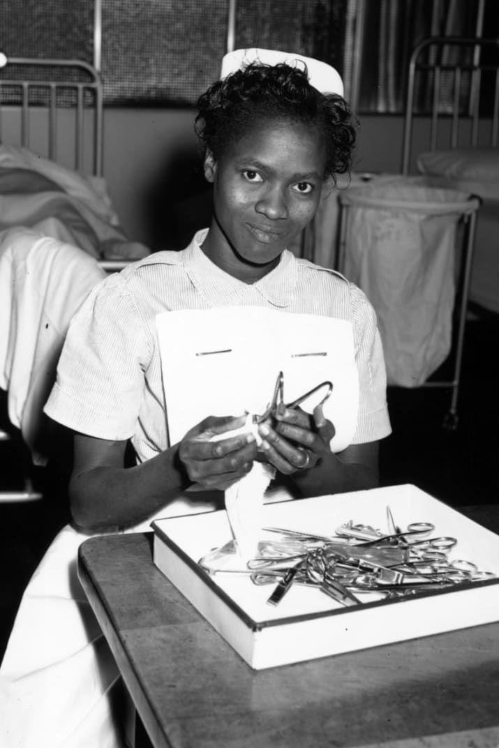 25 Vintage Pictures That Prove Nurses Have Always Been Badass