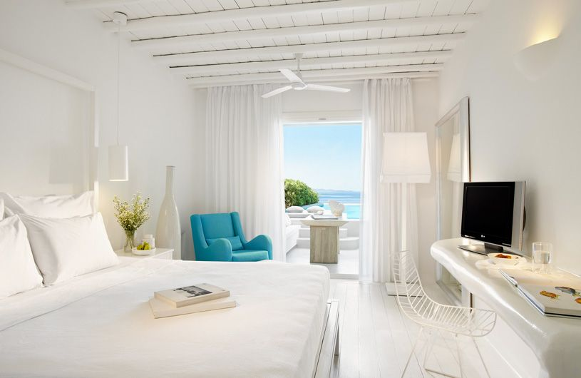 Classic Room with Pool Mykonos | Cavo Tagoo