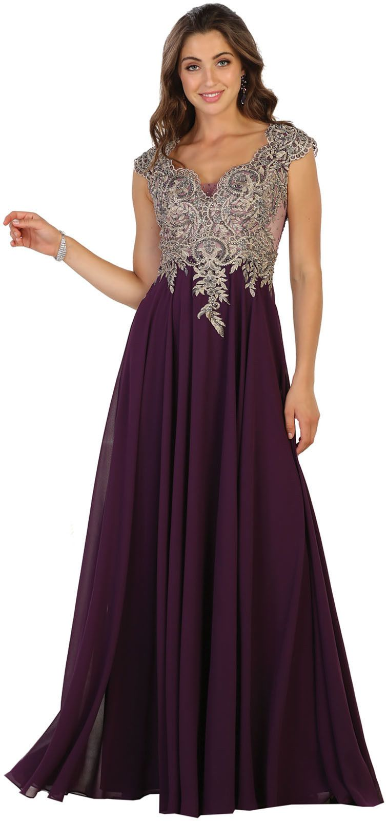 Nice amazing formal evening long special occasion prom dress