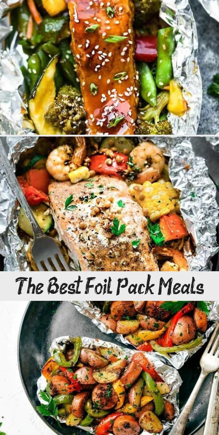 Photo of The Best Foil Pack Meals – Recettes Blog
