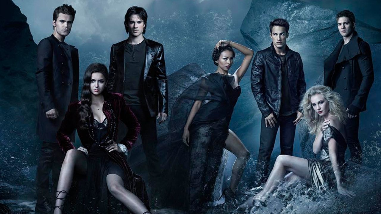 Wallpaper The Vampire Diaries: The Vampire Diaries Free HD Desktop Wallpapers