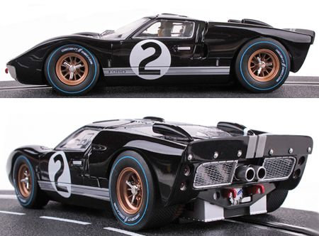 Ford Gt40 Mkii 1966 Lemans Winner Bruce Mclaren Chris Amon