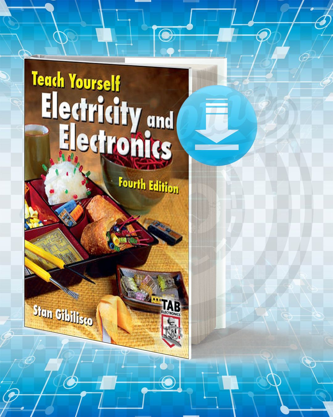 Download Teach Yourself Electricity and Electronics pdf