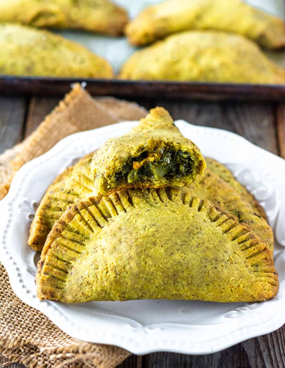 tender and flaky jamaican callaloo patty recipe that is