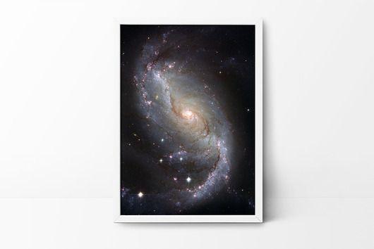 Plakat A242x594cm Sky Space Dark Galaxy Plakaty Są