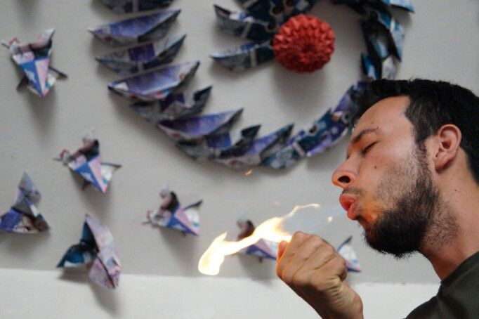 El arte de dominar el fuego
