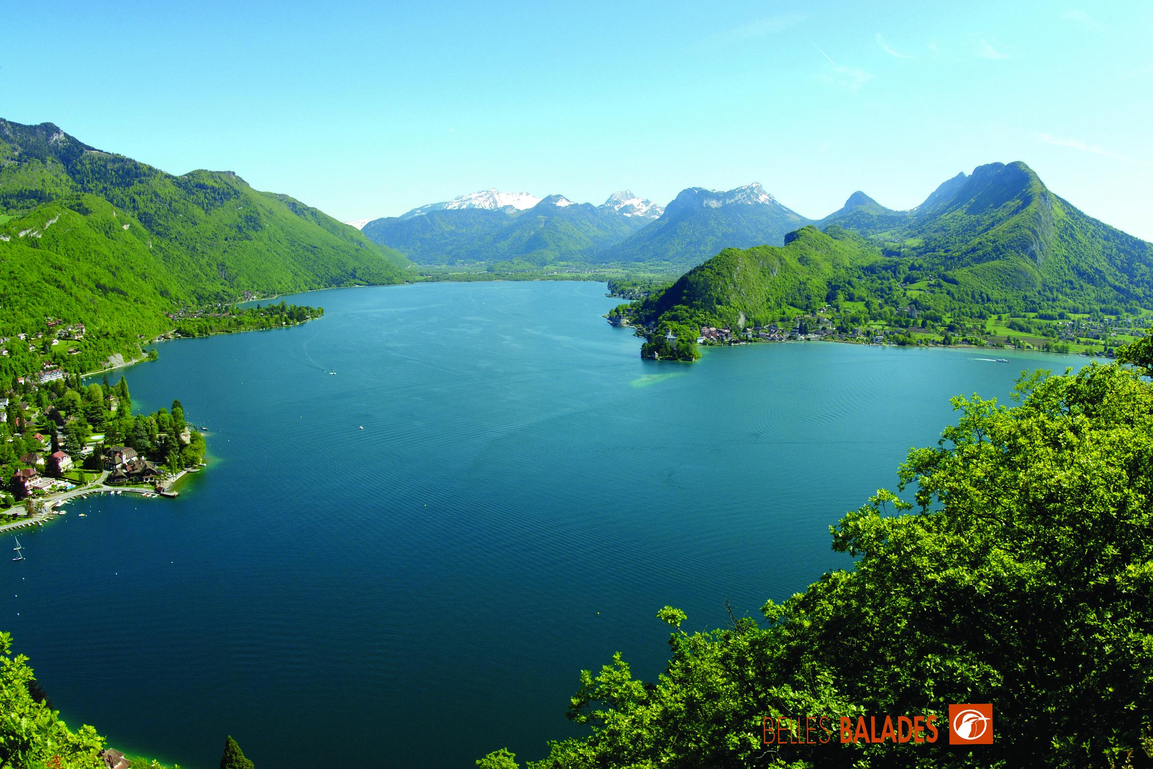 Lac D Annecy Roc De Cher Lac Annecy Planche A Voile Annecy