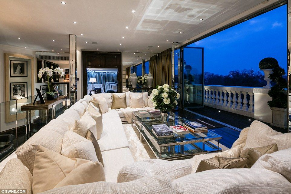 This Luxury Flat Described As One Of The Best Apartments In London Has Gone On Market For A Staggering 35million