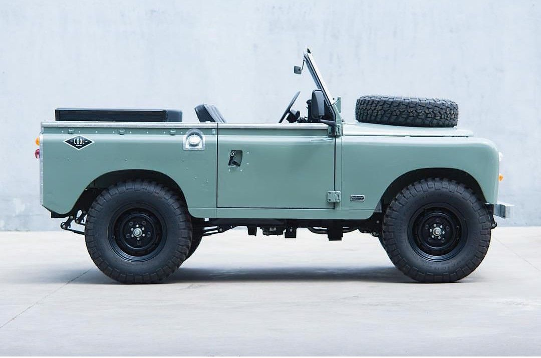 Land Rover Defender Old School Land Rover Land Rover Series