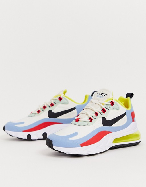 Nike Air Max 270 React Official Reveal   Sole Collector