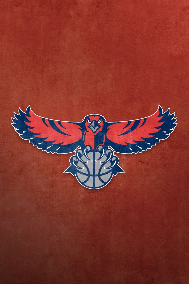 Atlanta hawks nba iphone wallpaper atlanta hawks nba - Hawk iphone wallpaper ...