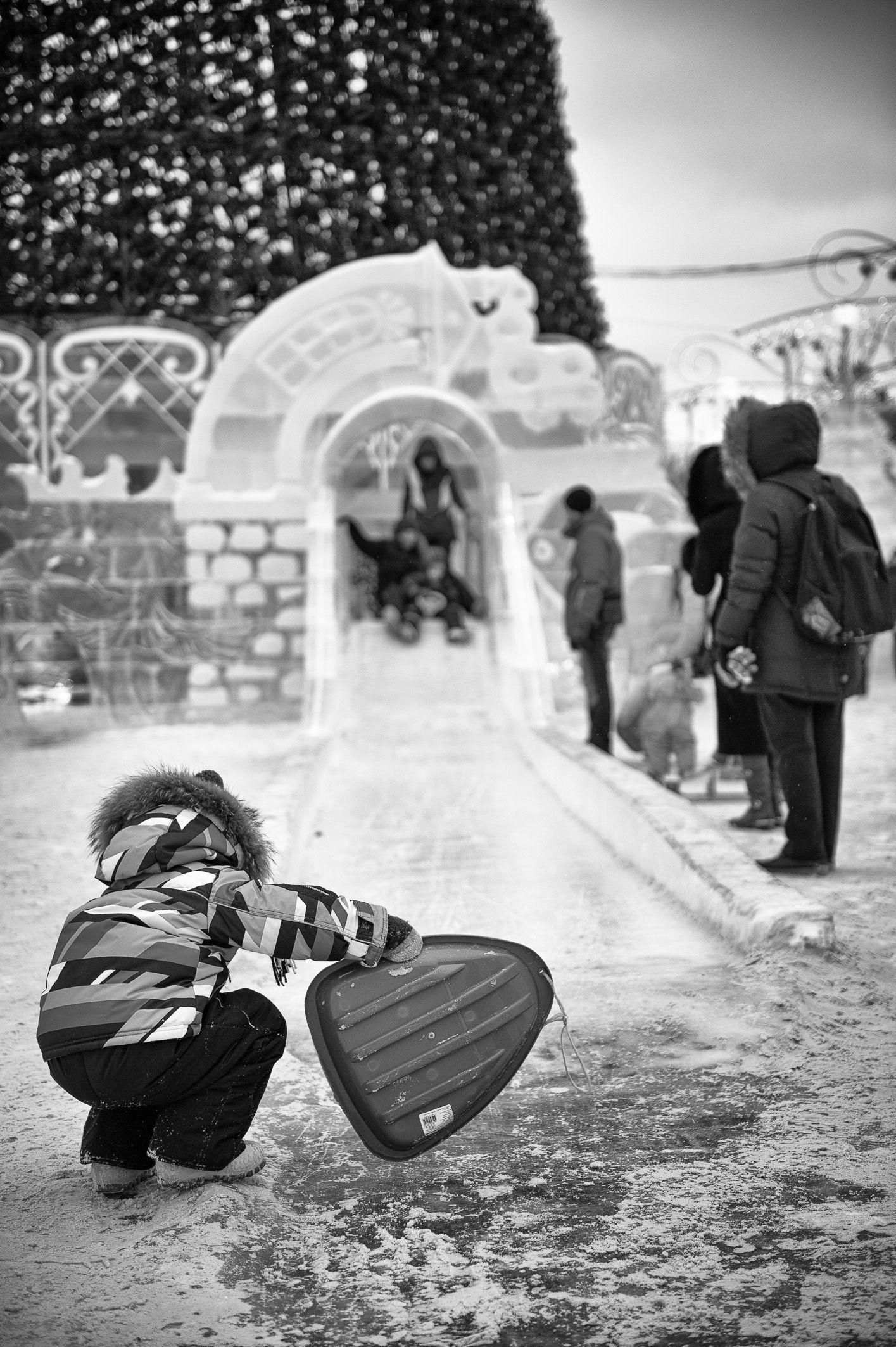 Photographer Андреа Сивилотти (Andrea Sivilotti) - Games on the ice in Yekaterinburg