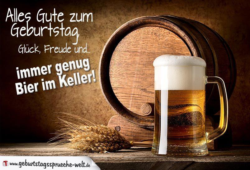 Alles Gute Zum Geburtstagkarte Mit Bier Krug Karte Zazzle Ch