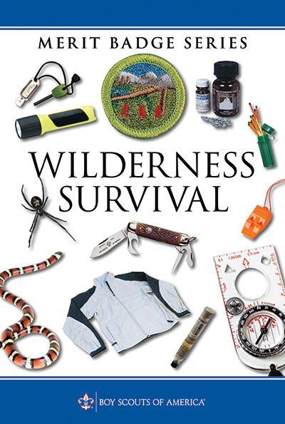 Personal wilderness Survival kit