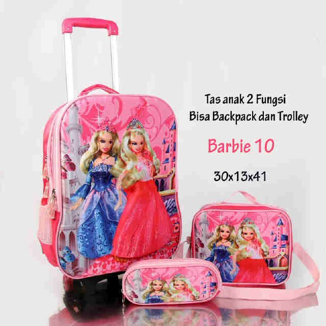 Tas Anak Barbie Tas Anak Tk Tas Anak Muslim Tas Anak Sekolah