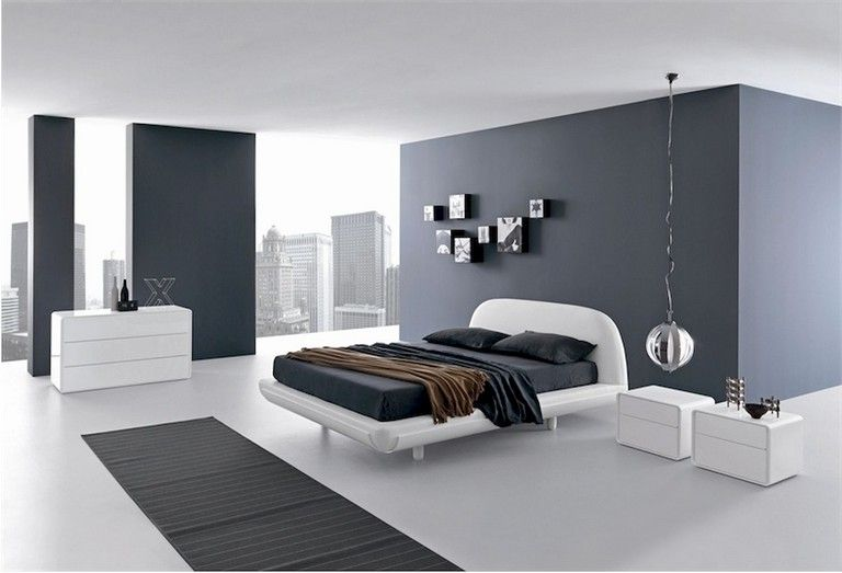 86 Comfy Minimalist Master Bedroom Ideas That Blend Aesthetics With Practicality Grey Colour Scheme Bedroom Bedroom Colors Bedroom Color Schemes Minimalist bedroom color view images