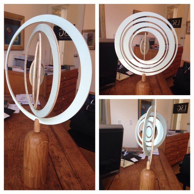 Ivan Black's 'Mint Circles' Home appliances, Table fan