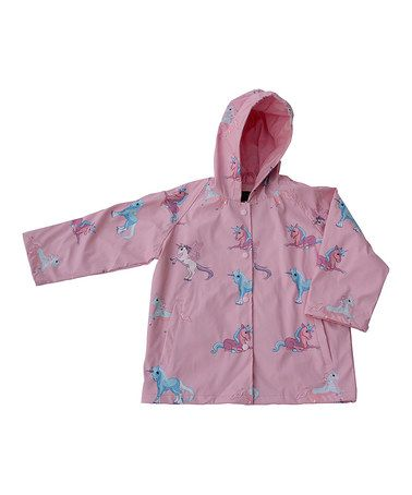 7156a432892d Love this Pink Unicorn Raincoat - Infant