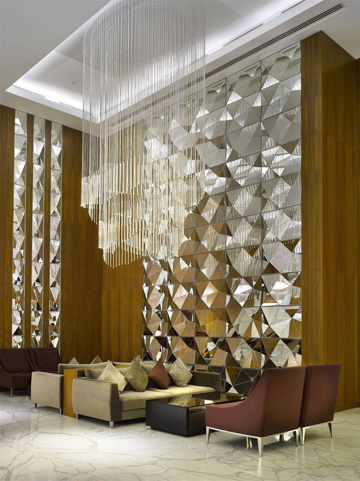 Sheraton Grand Hotel · Preciosa Lighting