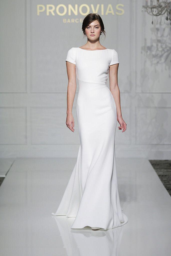 5e4a01081789d Pronovias Fall Wedding Dresses, Wedding Dress Trends, Wedding Dress Styles,  Wedding Ideas,